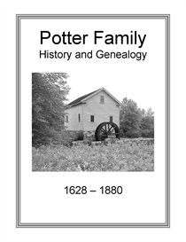 Potter Family History and Genealogy | eBooks | History