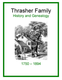 Thrasher Family History and Genealogy | eBooks | History