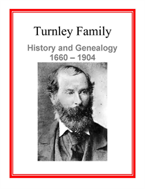 turnley family history and genealogy