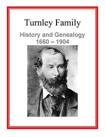 Turnley Family History and Genealogy | eBooks | History