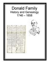 Donald Family History and Genealogy   eBooks   History