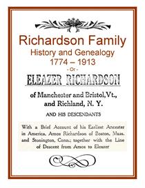 richardson family history and genealogy