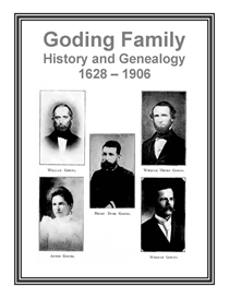 Goding Family History and Genealogy | eBooks | History