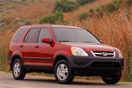 2003 honda cr-v mvma and pi