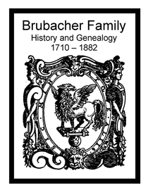 brubacher family history and genealogy