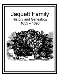 Jaquett Family History and Genealogy | eBooks | History