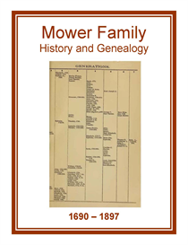 mower family history and genealogy