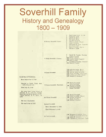 soverhill family history and genealogy