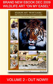 learn to paint wildlife vol 2