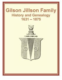 gillson jillson family history and genealogy