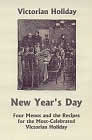 victorian new year's dinner celebration