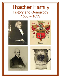 Thacher Family History and Genealogy | eBooks | History