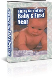 taking care of your baby first year