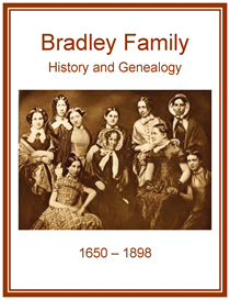 bradley family history and genealogy