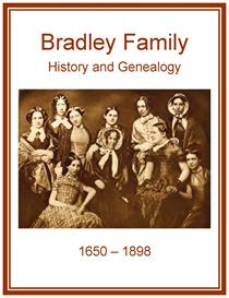 Bradley Family History and Genealogy | eBooks | History
