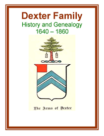 dexter family history and genealogy