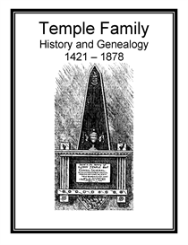 Temple Family History and Genealogy | eBooks | History
