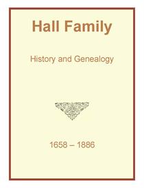 hall family history and genealogy