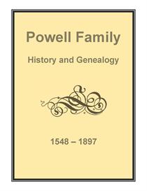 powell family history and genealogy