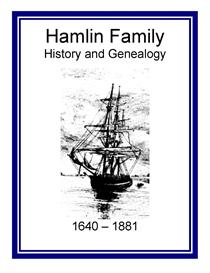hamlin family history and genealogy