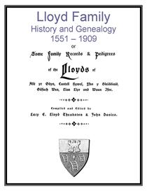 lloyd family history and genealogy