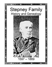 stepney family history and genealogy