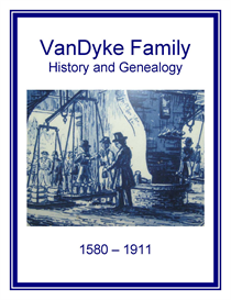 vandyke family history and genealogy