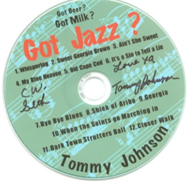 Got Jazz-CD-dwnld | Music | Instrumental