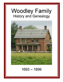woodley family history and genealogy