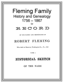 Fleming Family History and Genealogy | eBooks | History
