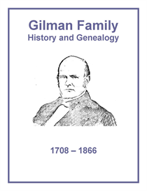 gilman family history and genealogy