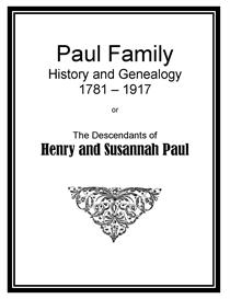 paul family history and genealogy