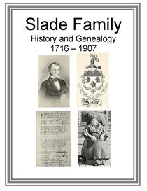 slade family history and genealogy