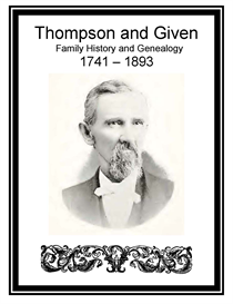 thompson and given families history and genealogy