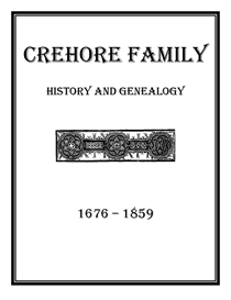 crehore family history and genealogy