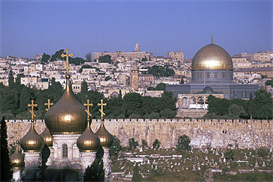 jerusalem city tour