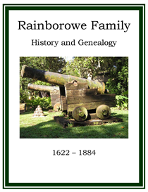 rainborowe family history and genealogy
