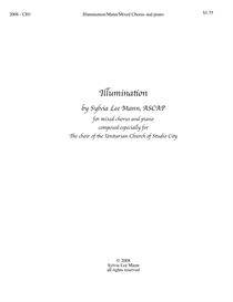 Illumination | eBooks | Sheet Music