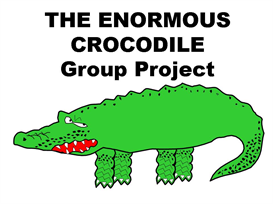 the enormous crocodile group project