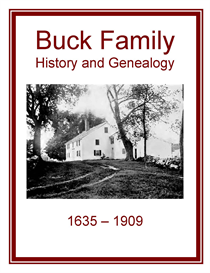 buck family history and genealogy