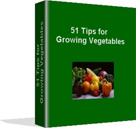 51 Tips to Grow a Vegetable Garden | eBooks | Home and Garden