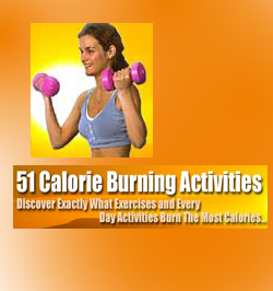 51 Ways to Burn Calories | eBooks | Health