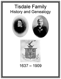 tisdale family history and genealogy