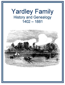 yardley family history and genealogy