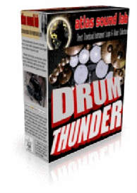 Drum Thunder | Software | Add-Ons and Plug-ins