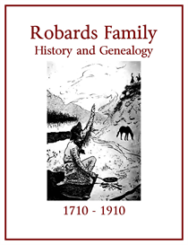 Robards Family History and Genealogy | eBooks | History