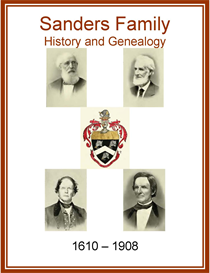 sanders family history and genealogy