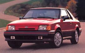 1986 Ford Escort MVMA Specifications | eBooks | Automotive