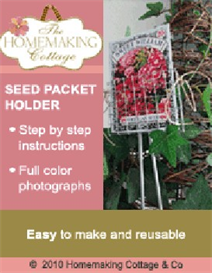 Seed Packet Holder | eBooks | Arts and Crafts