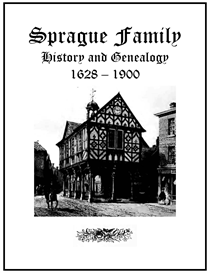 sprague family history and genealogy